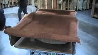 Knox Auto Carpets how to make a moulded car carpet