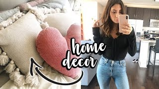 A weekend in los angeles!!! + NEW HOME DECOR!