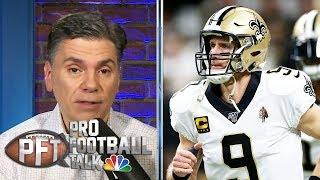 Sean Payton discusses Drew Brees' future with Saints | Pro Football Talk | NBC Sports