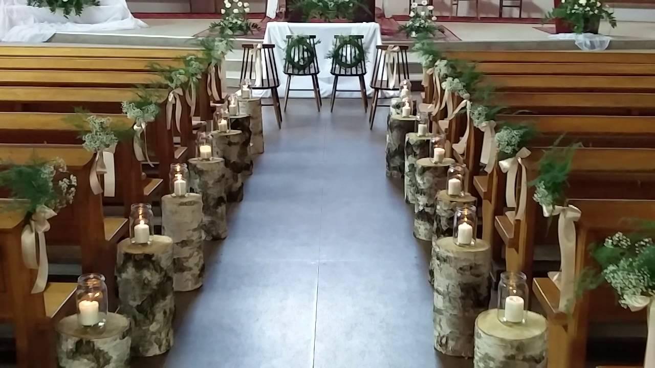 Dekoracje Rustykalne Kościoła Youtube