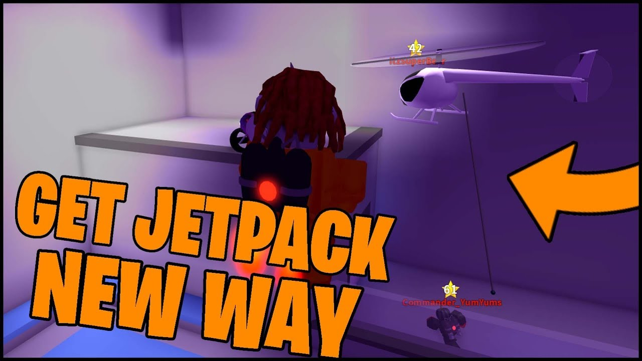 How To Get Jetpack In Roblox Mad City | StrucidCodes.com