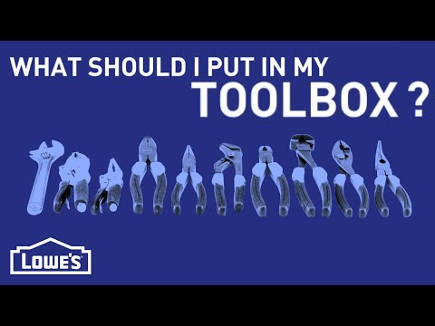 What Should I Put in My Toolbox? | DIY Basics