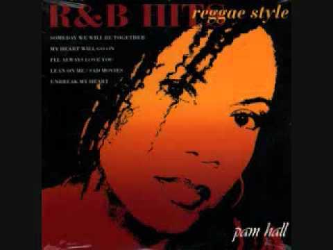 Pam Hall- I Know I Can