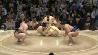 大相撲にスト2の効果音を付けてみた thumbnail