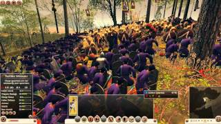 total war rome 2 80 spartans vs 800 persians and xerxes
