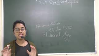 """WHAT IS NATIONAL SYMBOL"" PART A  class 3 social science by priyanka panda"