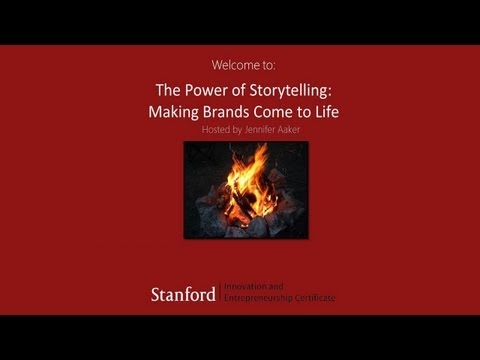 The Power of Storytelling: Making Brands Come to Life