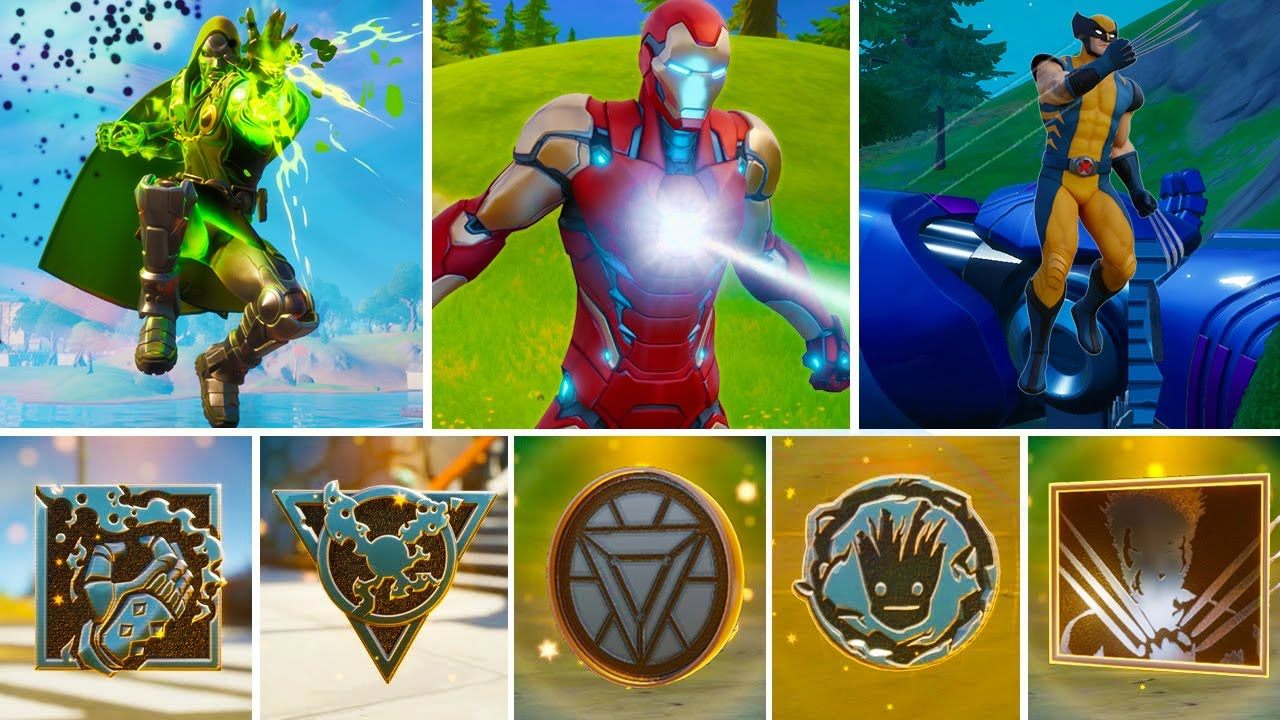 Download SECRET MYTHIC WEAPONS in SEASON 4!