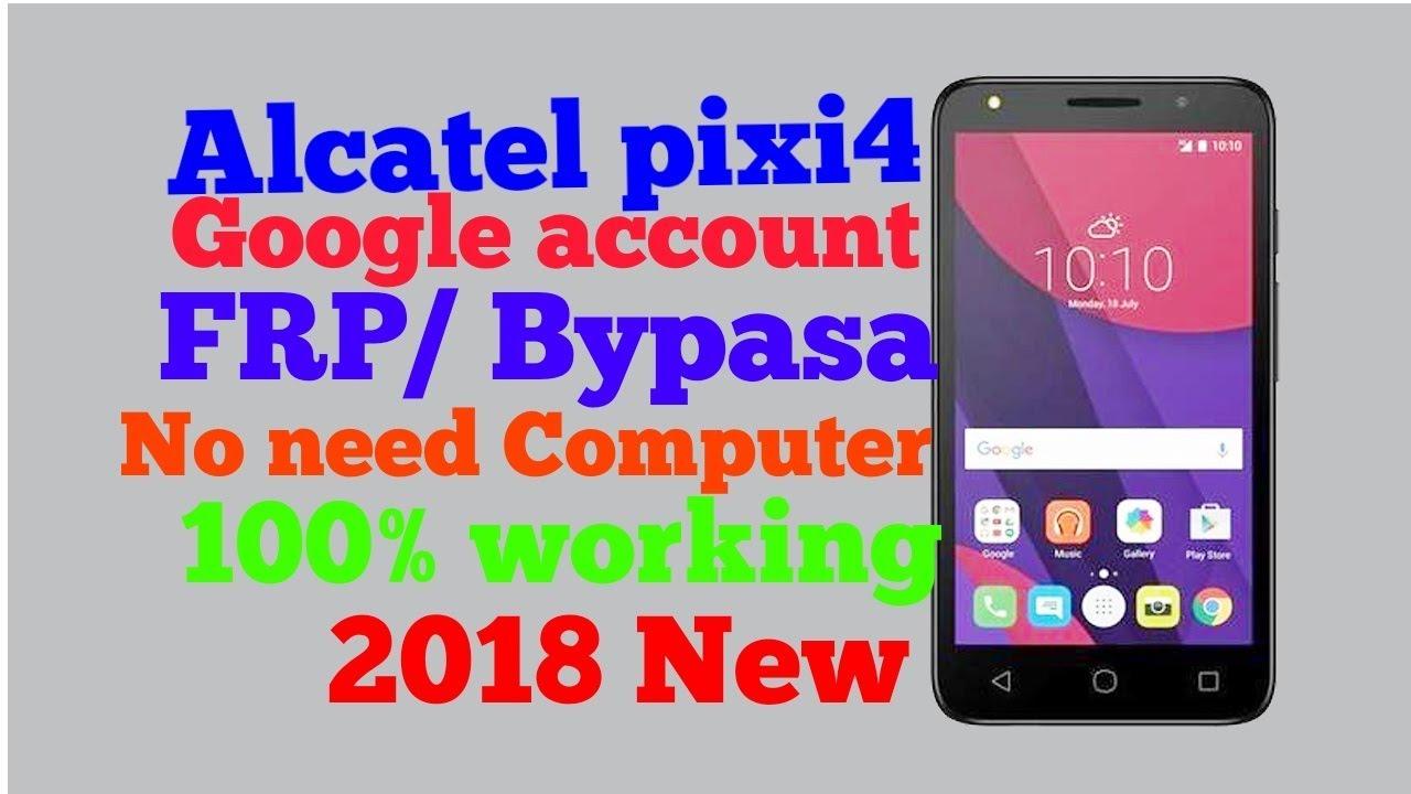 alcatel frp bypass apk 2018