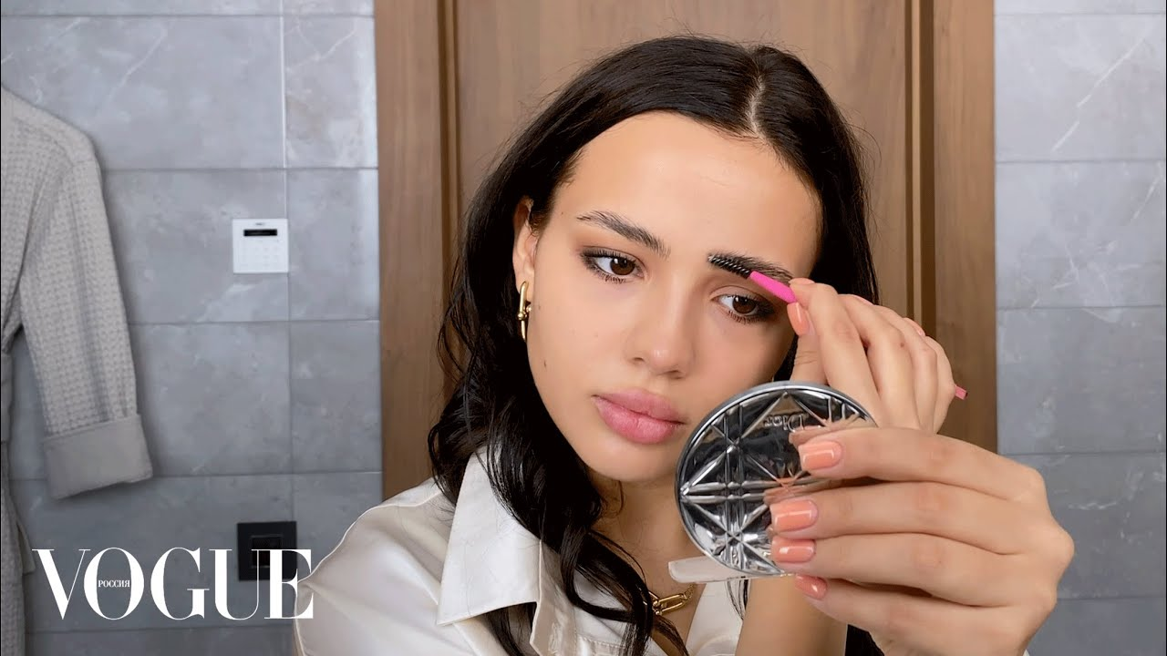 Madison Beers Guide to Soap Brows and Easy Blush  Beauty Secrets  Vogue