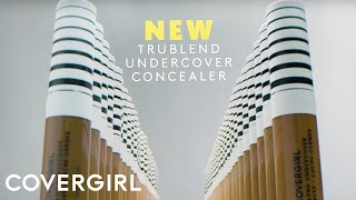 NEW TruBlend Undercover Concealer | COVERGIRL