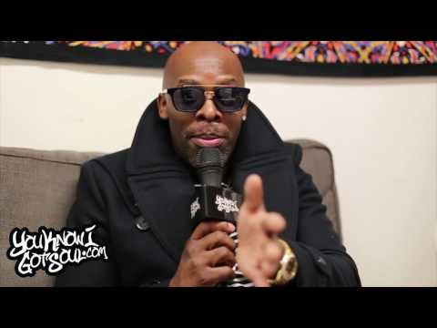 Joe Interview: MyNameIsJoeThomas Album, Possible Retirement, Love for 90's, Commitment to R&B
