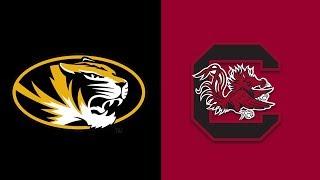 Week 6 2018 Missouri vs South Carolina Full Game Highlights