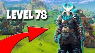 What Level You UNLOCK Every UNLOCKABLE STYLE For DRIFT And RAGNAROK In Fortnite: Battle Royale