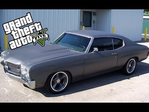 gta 5 fast and furious car build dom 39 s chevelle youtube. Black Bedroom Furniture Sets. Home Design Ideas