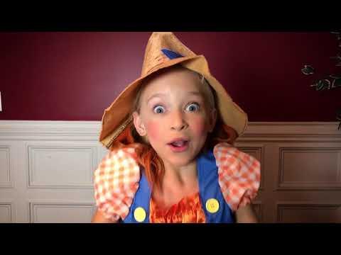 Dance Mom's Lilly K Fall Pumpkin DIY SILLY LILLY