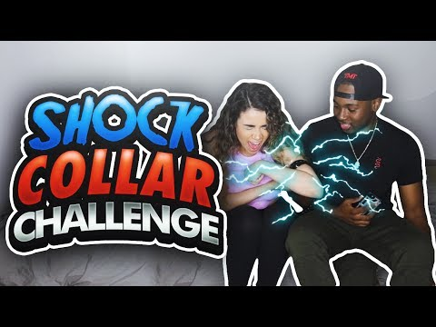 INSANE SPELLING BEE SHOCK COLLAR CHALLENGE ⚡😱