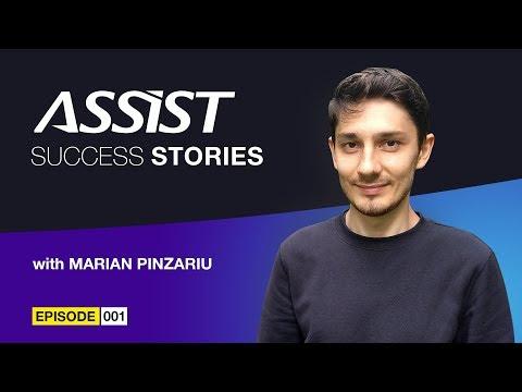 Meet the team - Ep.1   Interviu cu Marian Pînzariu - Head of C++ Development   ASSIST Software