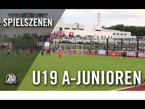 AS Monaco U19 - Real Madrid U19 (EMKA RUHR-CUP 2017)
