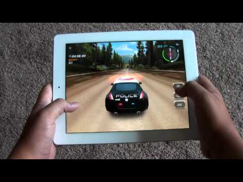 Top 5 Racing Games for the iPhone, iPod Touch, and iPad (2011)