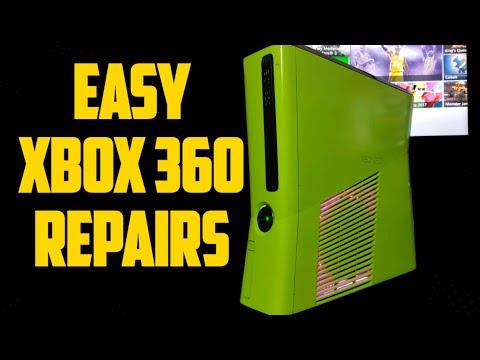 Xbox 360 Slim Fix and mod