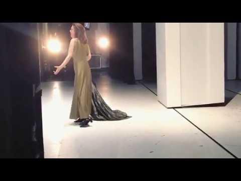 "Soula Parassidis sings ""Mi tradi quel alma ingrata"" from Mozart's Don Giovanni"