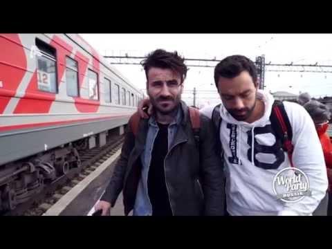 World Party - Ρωσία (S03-E19 Russia Β' Μέρος)