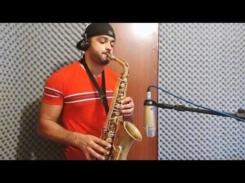 sosseguei (Jorge e Matheus) Franklyn Victor sax cover