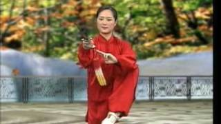 Competition 42 Form Tai Chi Sword