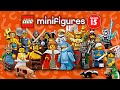 LEGO Minifigures Series 15 - My Thoughts!