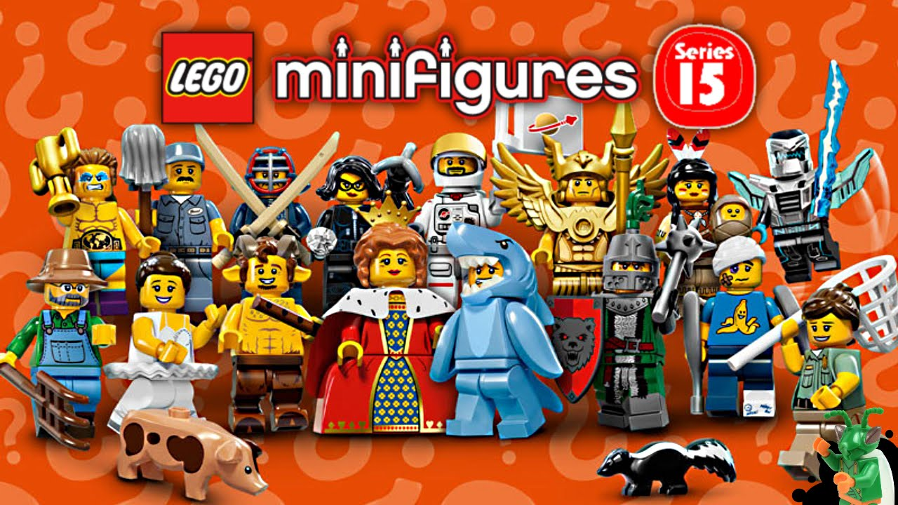 Lego Minifigures Series 15 My Thoughts Youtube