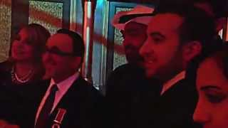 HH Sheikh Mohamed Bin Zayed Al Nahyan Greeting Dr. Taisser Atrak Family at Emirate Palace, Abu Dhabi
