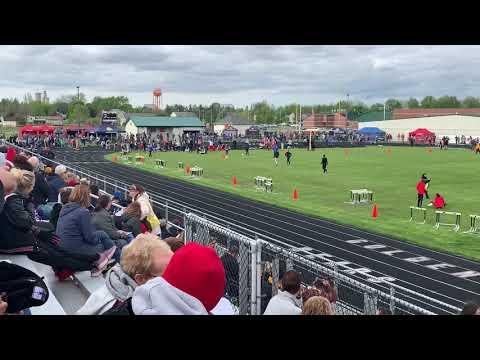 Gibsonburg High School 4x100 School record