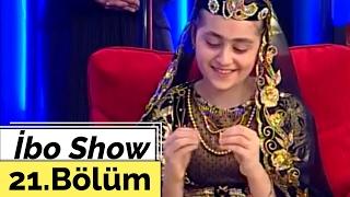 Ferdi Özbeğen & Kader & Günel - İbo Show 21. Bölüm (1998)