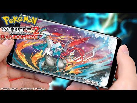 New Pokemon Game! Pokemon White 2 Randomizer - Android IOS Gameplay