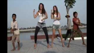 Zumba ® fitness class with Lauren- zumba