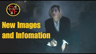 DOCTOR WHO SERIES 11 NEWS - New Images and Infomation
