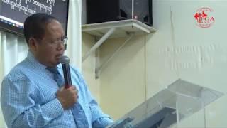 Rev. Dr. Dam Suan Mung on September 10, 2017 (M)