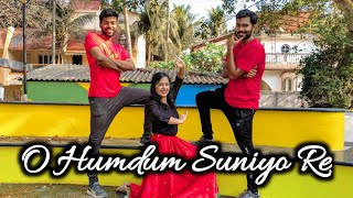 O Humdum Suniyo Re Featuring I'm An Albatraoz | Dance Choreography | DANCENGICOS |