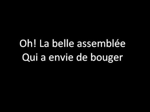 Allez ! Ola ! Olé ! - Jessy Matador (lyrics) 12ème Eurovision 2010
