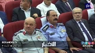 مشادة كلامية بندوة للفايز في إربد