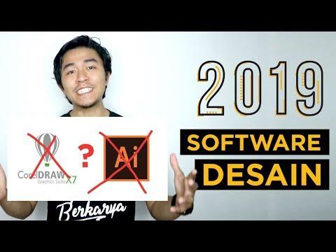 Software Desain Grafis Yang Wajib Desainer Pakai di 2019.