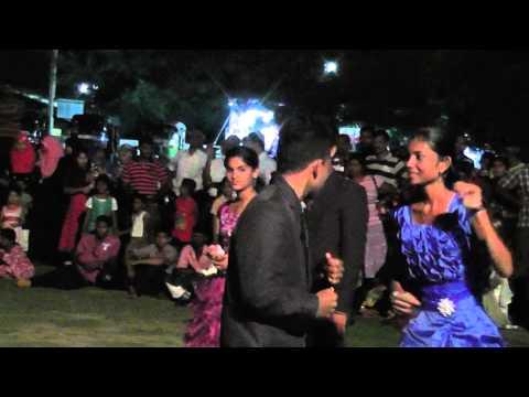 Kafringha Dance of Burghers of Batticaloa, Sri Lanka.