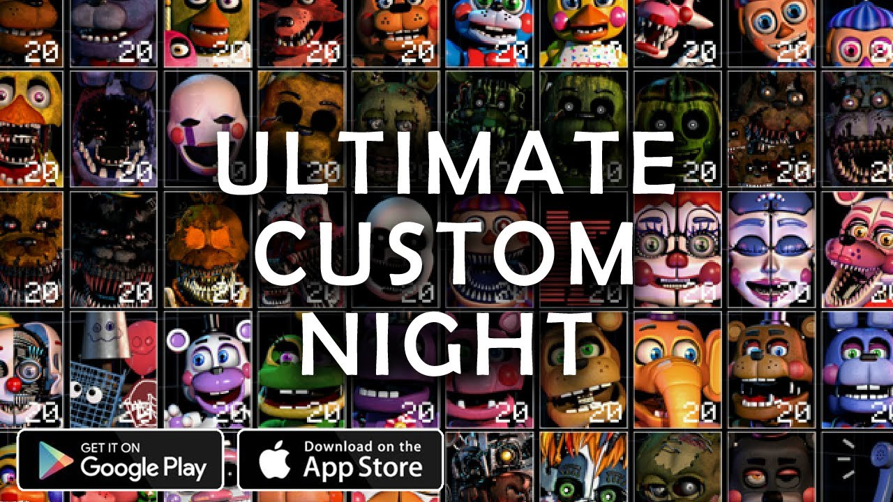 five nights at freddys ultimate custom night download free