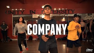 Video Justin Bieber - Company - Choreography by Alexander Chung - Filmed by @TimMilgram download MP3, 3GP, MP4, WEBM, AVI, FLV Juni 2017