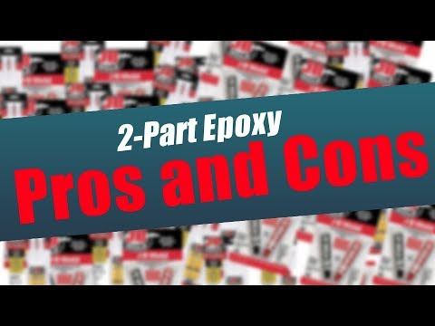 2-Part Epoxy: Pros and Cons   DIY 101