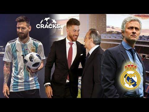 MESSI VUELVE con ARGENTINA | 'PLEITO' RAMOS-FLORENTINO, así habría sido | MOURINHO cerca