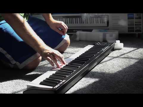 M-Audio Keystation 61 MKIII Unboxing & First Impressions