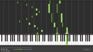 Video Synthesia - 「The Myth」 - Endless Love [100% Speed] download MP3, 3GP, MP4, WEBM, AVI, FLV Juni 2018