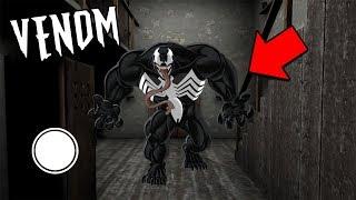 I found VENOM in Granny Horror Game... (Venom in Granny Mobile Horror Game Full Gameplay)